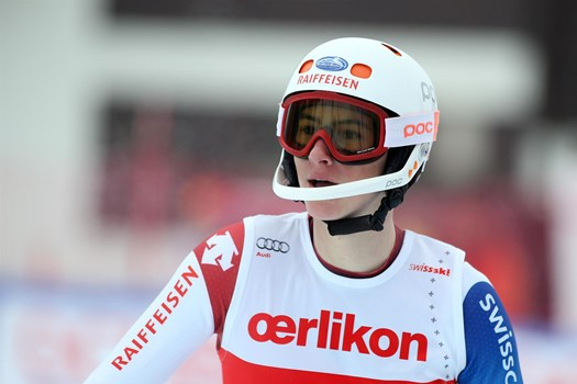 Noel von Grünigen: he made the best time in the Slalom run and won the gold medal in the Alpine Combined U21.