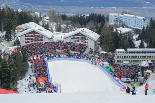Ski fans will be delighted: as of 2016, Crans-Montana will be hosting, yearly, a most attractiv Ladies World Cup Classic.