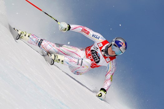 Lindsay Vonn (USA/16th)