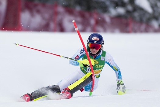 Mikaela Shiffrin (USA/1re)