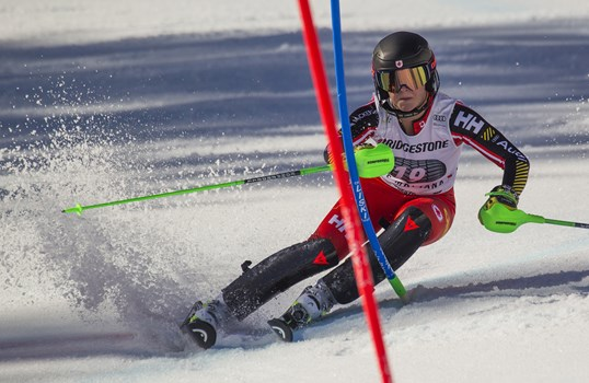 Alpine Combined 24.02. Roni Remme CAN (1st in Slalom)
