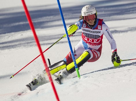 Alpien Combined 24.02. Wendy Holdener SUI (4th in Slalom)