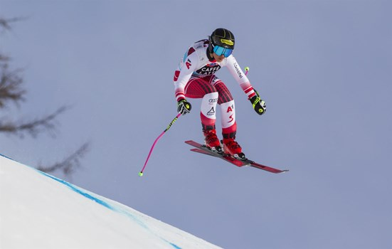 Downhill 21.02.2020 - 3rd Stephanie Venier AUT