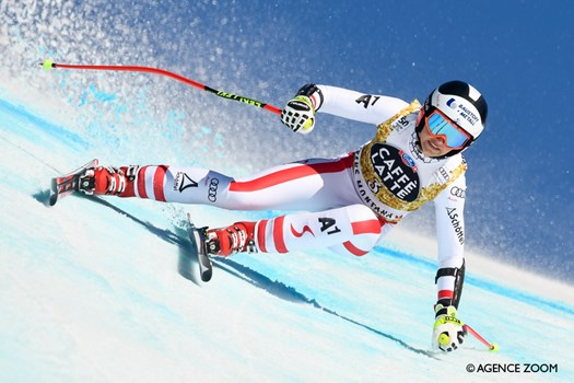 Super-G - 3. Stephanie Venier AUT